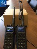 Radio tenue dans la main inférieure de VHF pour l'armée /Solider/police, radio 37-50MHz tenue dans la main tactique
