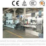 Sistema di riciclaggio di plastica della singola vite per la pellicola di BOPP con capienza 200kg/H