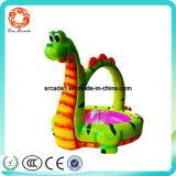 Популярная машина игры бассеина рыболовства динозавра занятности малышей