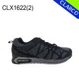 Les hommes maille Flyknite sport chaussures running avec semelle de coussin