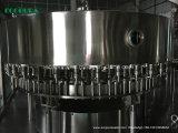 ligne remplissante d'eau potable emballée par 5000b/H (machine 3-in-1 recouvrante remplissante de lavage)