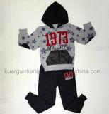 Fashion Boy Children Sport Suit Wear em roupas para crianças