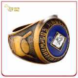 Major League Baseball Metal Niquelado Loja Ring