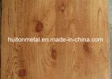 La configuration en bois a galvanisé/bobine en acier de Galvalume