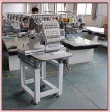 China Máquina computarizada Embroiderye fábrica de máquinas de una sola cabeza Cording tubular del casquillo bordado