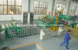 cortadora de la cinta de 1-8m m BOPP y línea componentes de Rewinder