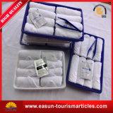 航空会社(ES3051829AMA)のための使い捨て可能な綿のさわやかなタオル