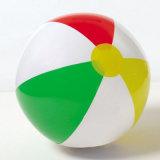 40cmの直径PVCまたはTPUのロゴのない膨脹可能なビーチボール