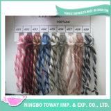 Custom многоцветные домашний вращается вязания 100% полиакрил пряжа
