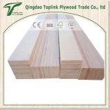 Placa de madeira compensada LVL de álamo com melhor preço
