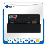 Портативный USB устройства чтения карт swipe 3 контакты считывателя магнитной карты Hcc750U-06