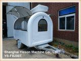 Rimorchio multifunzionale della cucina del Trailer Food Van Trailer Mobile del camion dell'alimento di Ys-Fb200t