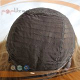 Alta parrucca ebrea marrone chiaro chiara di caduta della fascia del punto biondo nessun scoppi