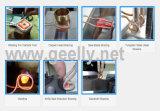 Het Verwarmen van het Lassen van de inductie Apparatuur/het Doven/van de Thermische behandeling Machine/de Machine van het Lassen