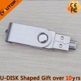 De Stok van het Kristal USB van de Wartel van de Gift OTG van de Mobilofoon van Andriod (yt-3270-07)