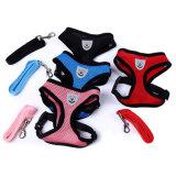 Conjunto de nylon del harness y del correo del gato del animal doméstico del perro de perrito del acoplamiento