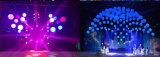 Aufzug-Farben-Kugel der Weihnachtsbeleuchtung-DMX LED/Verzierung-Beleuchtung