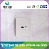 Etiqueta de papel de empaquetado de la caída de la impresión del PVC del barniz de lujo