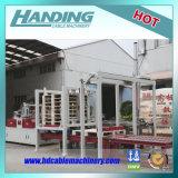Sistema que empila automático para la cadena de producción del alambre y del cable