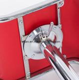 La barra moderna della mobilia presiede gli sgabelli di barra con la tappezzeria dell'unità di elaborazione (LL-BC001)