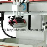 De semi Automatische Machine van de Druk van het Scherm van de Cilinder Vlakke