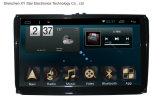Système de l'androïde 6.0 navigation du large écran GPS de 9 pouces pour l'universel de VW
