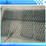 Het pvc Met een laag bedekte Netwerk van de Draad van Gabin voor Bouw & Decoratie