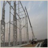 Costruzioni d'acciaio prefabbricate chiare del gruppo di lavoro di potere da vendere