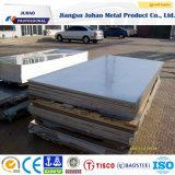 Feuille d'acier inoxydable du prix usine AISI 18cr8ni 304