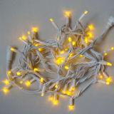IP65 장식적인 광원 백색 철사 LED 훈장 크리스마스 불빛
