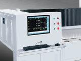 電子ガラスのための水平の3-Axis CNCのガラス端の処理機械