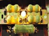Dispositivo de la termoterapia del masaje de la espina de la acupresión del rodillo del jade atado con alambre