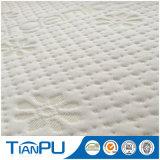 250g hecho en el producto 100% de la fábrica de la tela del colchón del poliester de China que hace tictac
