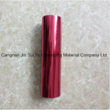 El color rojo Hot Stamping Foil de Aluminio de transferencia de calor