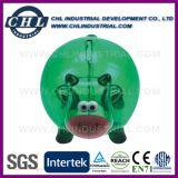 De aangepaste Bank van het Muntstuk van de Besparing van de Fabrikant van de Vorm van het Embleem Dierlijke Plastic