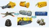 Roadheader van de hydraulische Mijnbouw Ebz200 voor Verkoop