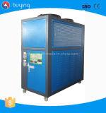 Komprimierung-formenmaschinen-Luft abgekühlter Wasser-Rolle-Kühler