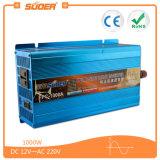 Suoer 1000W 12V DC a AC Inversor de Energía Solar (FPC-1000A)