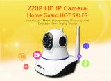 720p HD P2p Home видеонаблюдения CCTV Wirelss WiFi IP камеры с помощью инфракрасного ночного видения