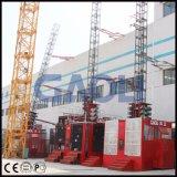 Alzamiento magro de la construcción de Gaoli para la torre Scq200/200