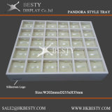 Simple 30 Composets Jewelry Display Tray