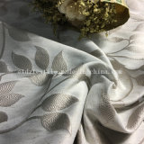 Tela de lino de la cortina de ventana de Jacauqard de la venta superior