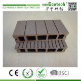 屋外のはだしの木製のプラスチック合成のDecking