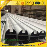 Los surtidores de aluminio modificaron el aluminio anodizado del perfil para requisitos particulares de la protuberancia