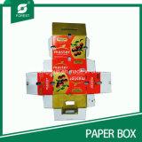 Maçã Fresca Fruta De Papelão De Frutas Embalagem De Banana Caixa De Carton (FP0200012)