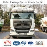 Yuchai CNG 엔진을%s 가진 35cbm C&C 유로 5 역청탄 분말 유조 트럭