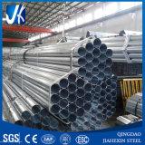 Горячие труба и пробка гальванизированные ERW слабая стальная (R-104)