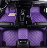 Couvre-tapis en cuir de véhicule pour le sport de Mitsubishi Galant/Pajero