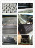 Bitumen Met een laag bedekte Glasvezel Geogrid 50/50kn/M voor de Versterking van het Asfalt
