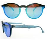 New Fashion Óculos Senhoras Mulheres Ronda Retro óculos de sol